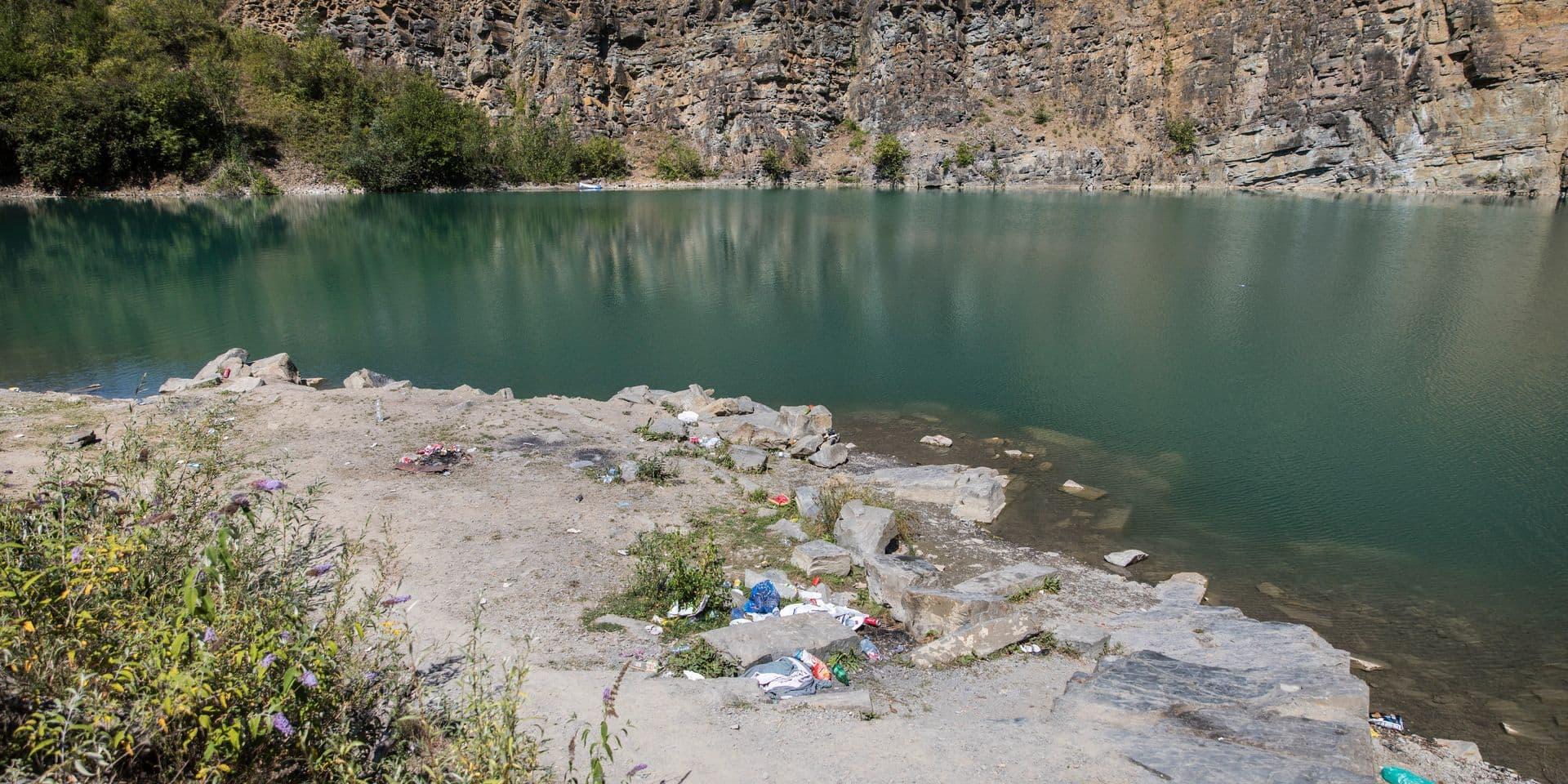 Chanxhe : près de 50 baigneurs refoulés au lac