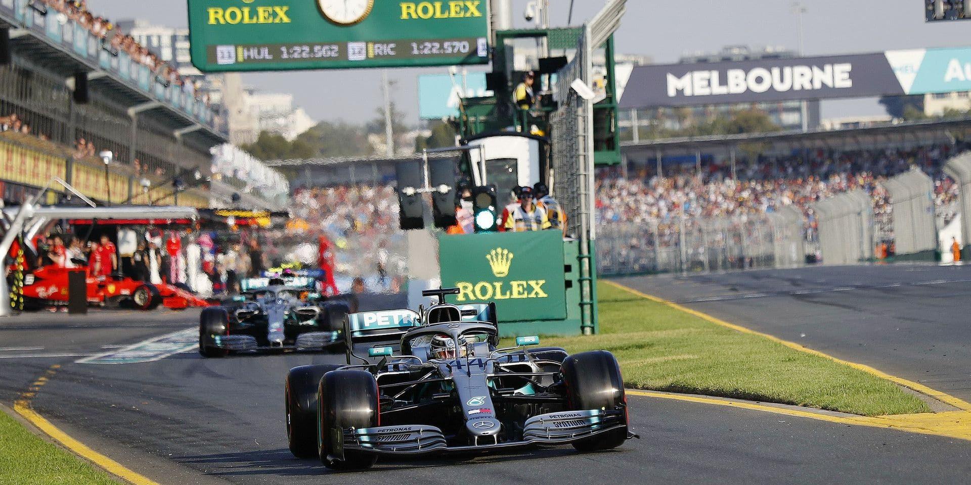 Les tops et les flops: quels enseignements tirer de la première séance qualificative au GP d'Australie?