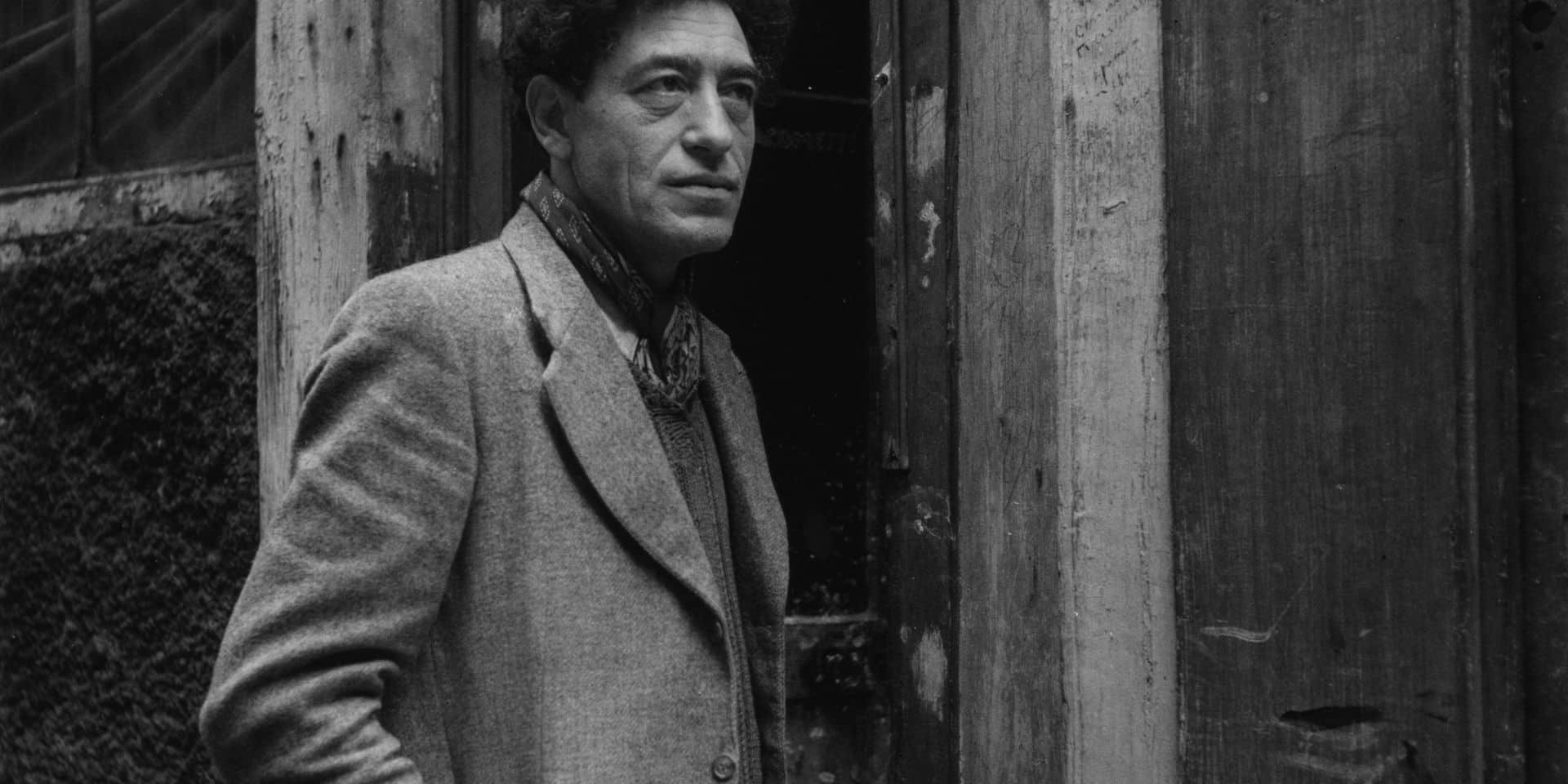 Giacometti en dialogue avec Sartre