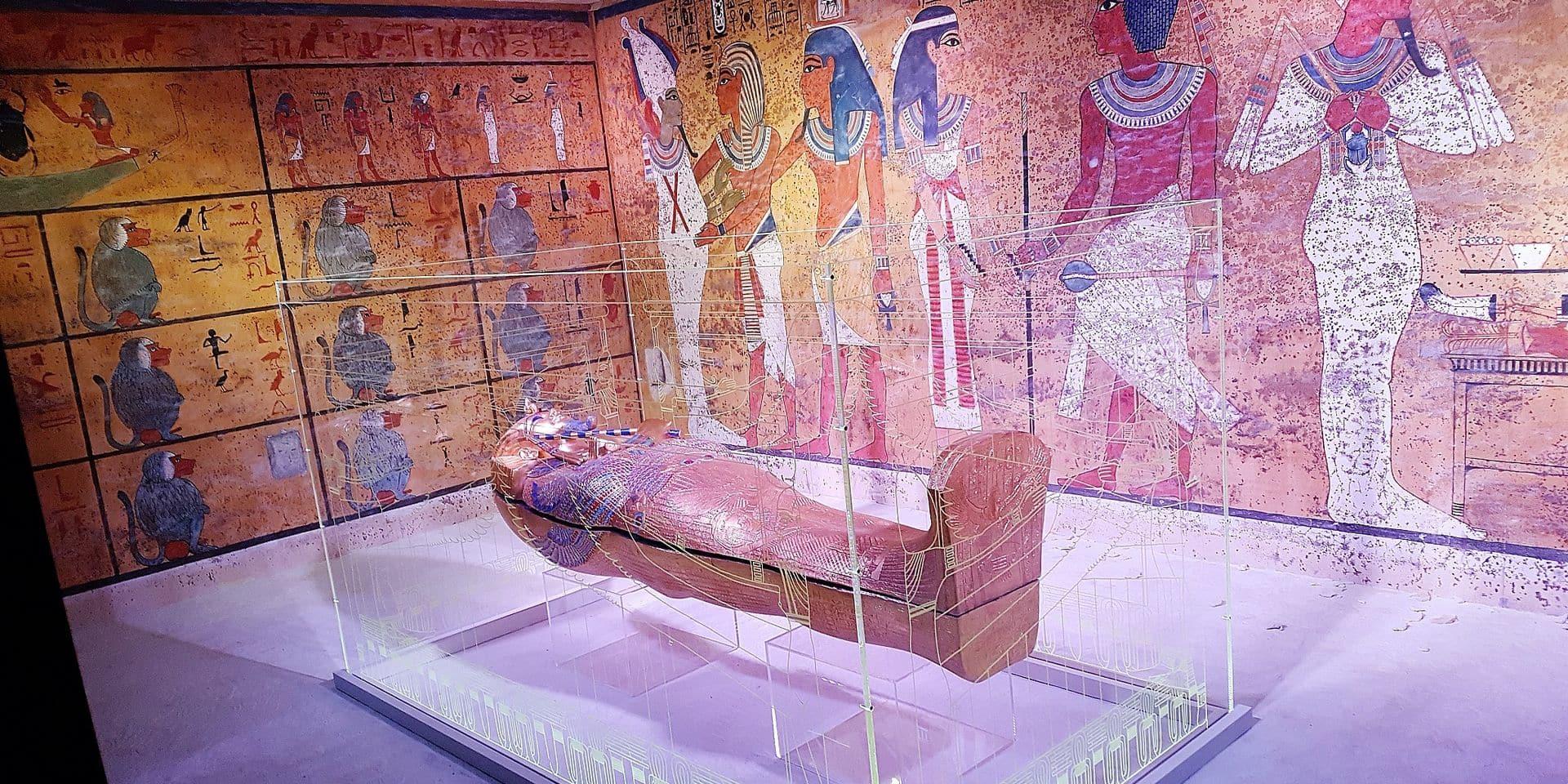 Toutankhamon, son père, sa mère: plongée dans l'univers de l'enfant-roi devenu le plus célèbre des pharaons