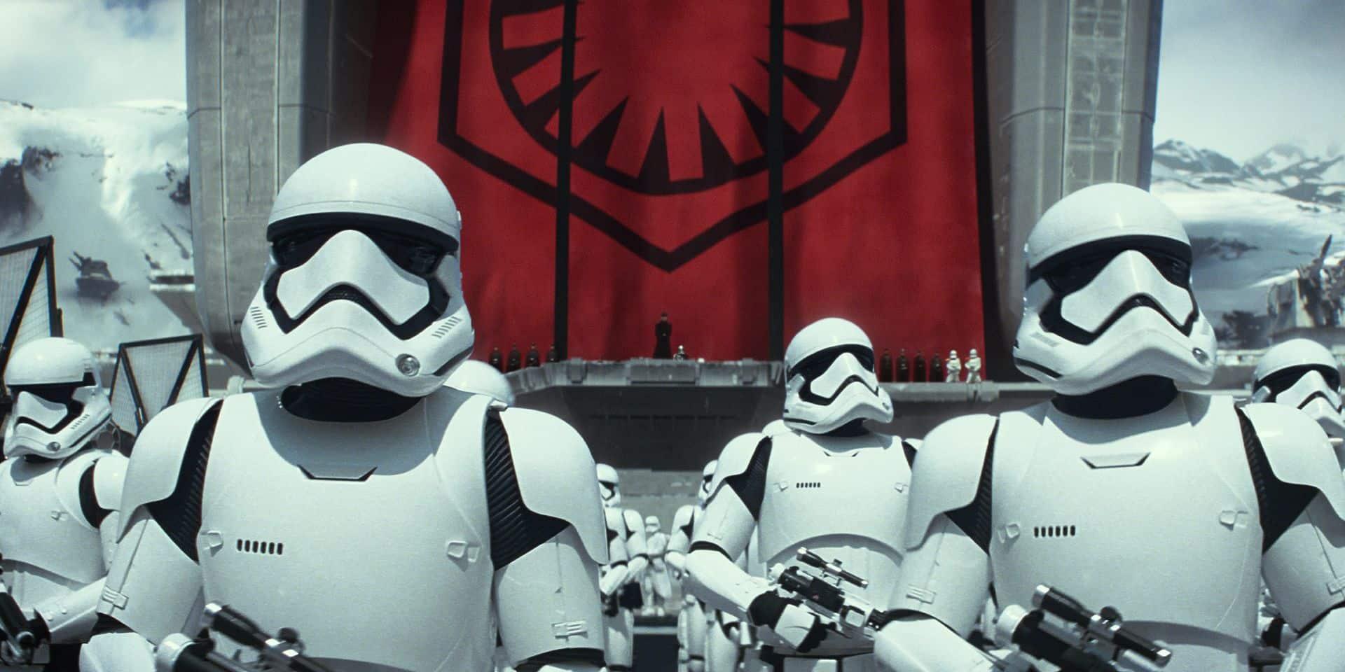 Une star de la musique jouera aux stormtroopers dans le prochain Star Wars
