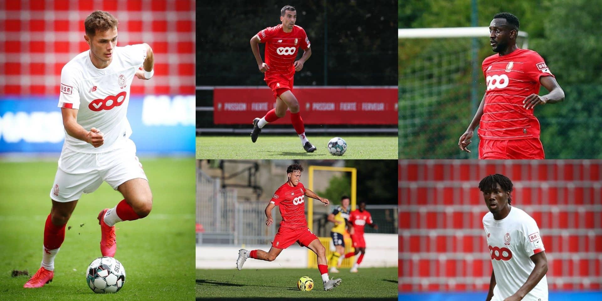 Voici les 5 options pour faire face à l'absence de Zinho Vanheusden