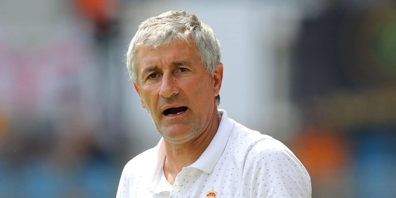"""Qui est """"Quique"""" Setien, le nouvel homme fort du Barça ?"""