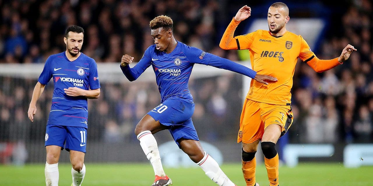 Chelsea v PAOK - UEFA Europa League - Group L - Stamford Bridge