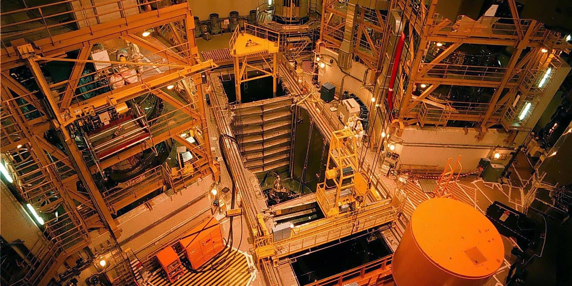 L'un des réacteurs de la centrale nucléaire de Chooz, dans les Ardennes, remis en service