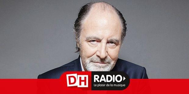 Les Grands du Rire; tournage;Michel Delpech Reporters / Marlyse Press Photo