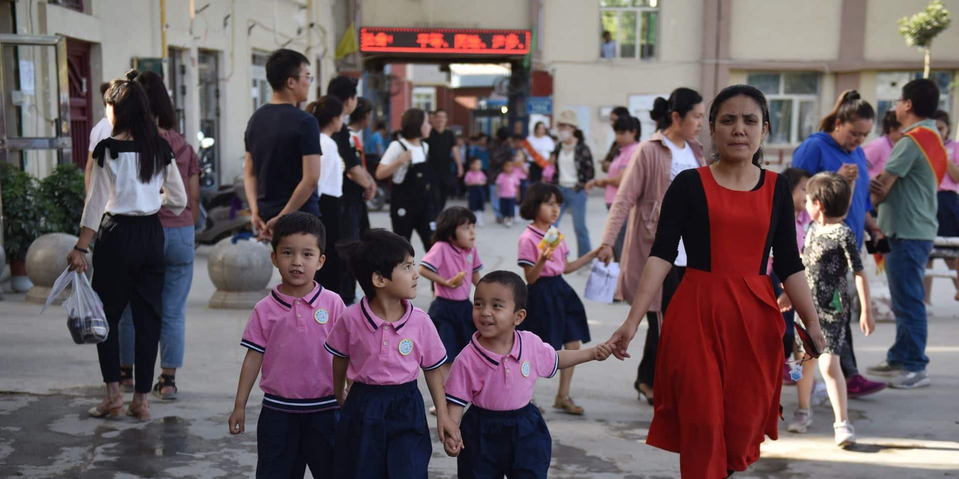 Dépistage massif en Chine après 137 nouveaux cas de coronavirus au Xinjiang