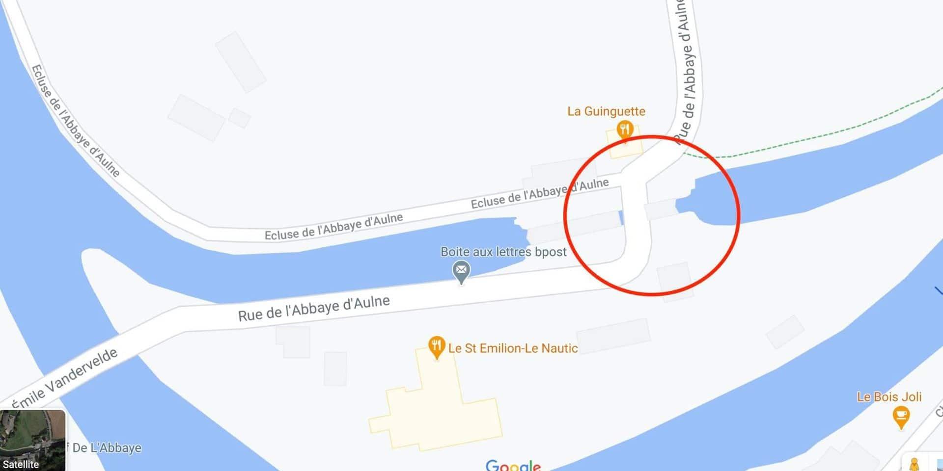 Le pont-levis de l'Abbaye d'Aulne en travaux dès lundi