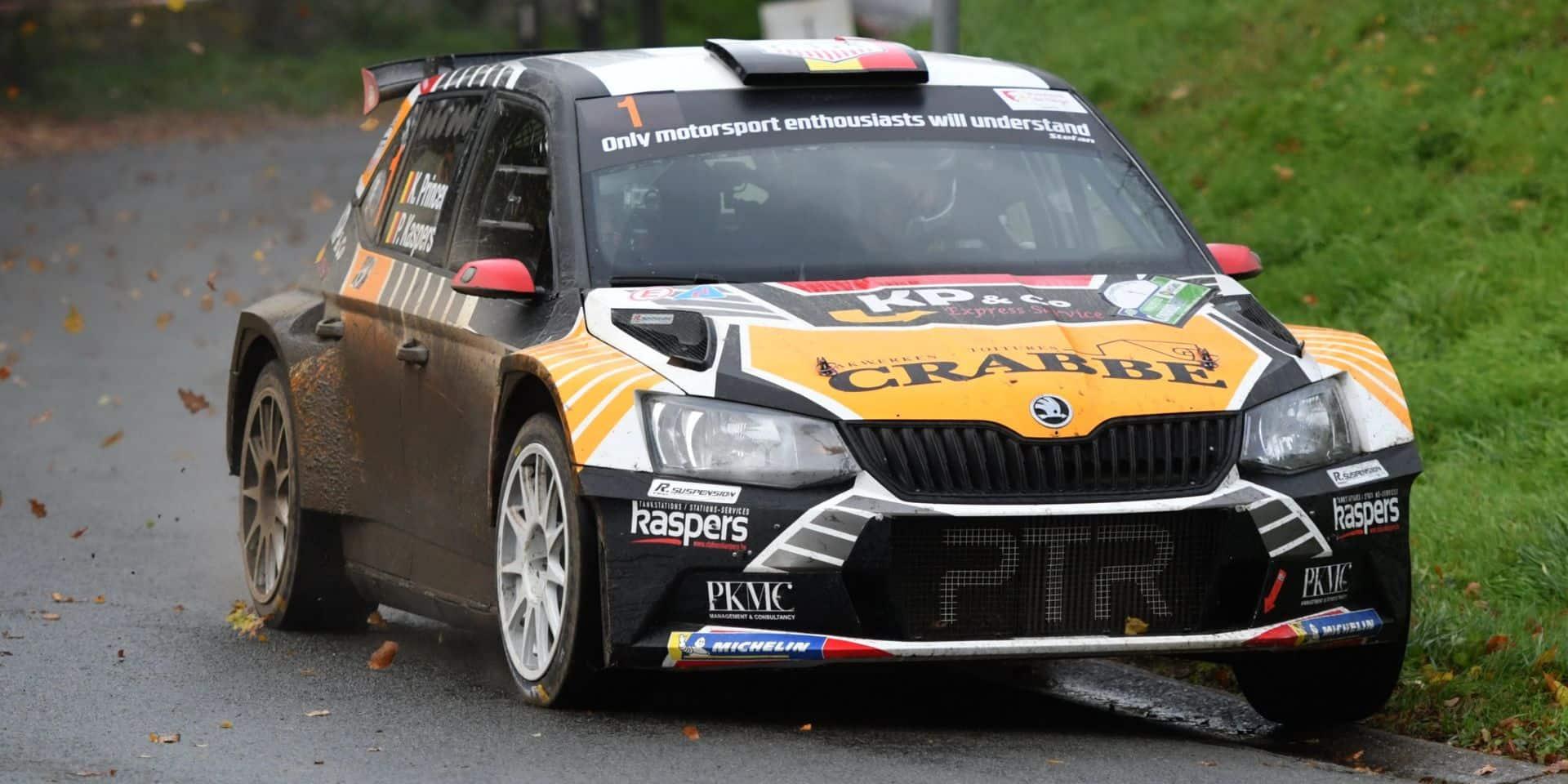 Rallye du Condroz (Après ES17) : Princen jette le gant, Fernémont en route vers le titre !