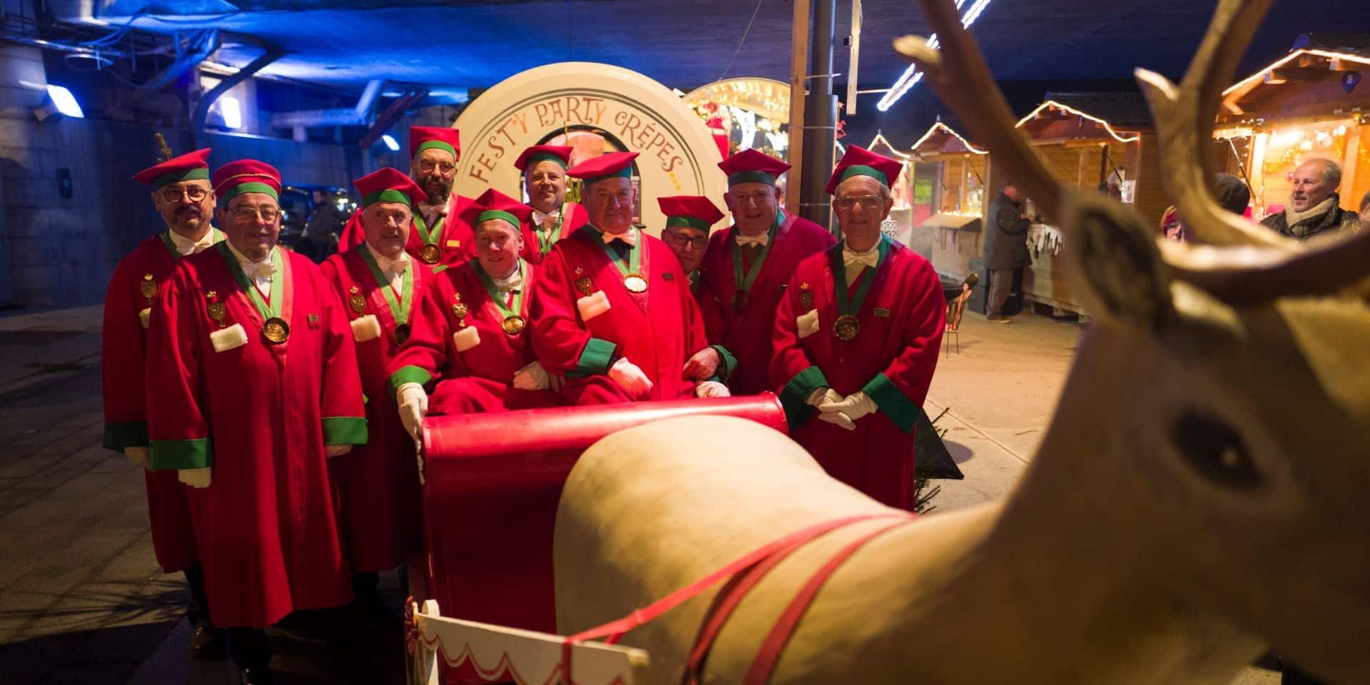 Magie de Noël : une vingtaine d'artisans sur la Croisette