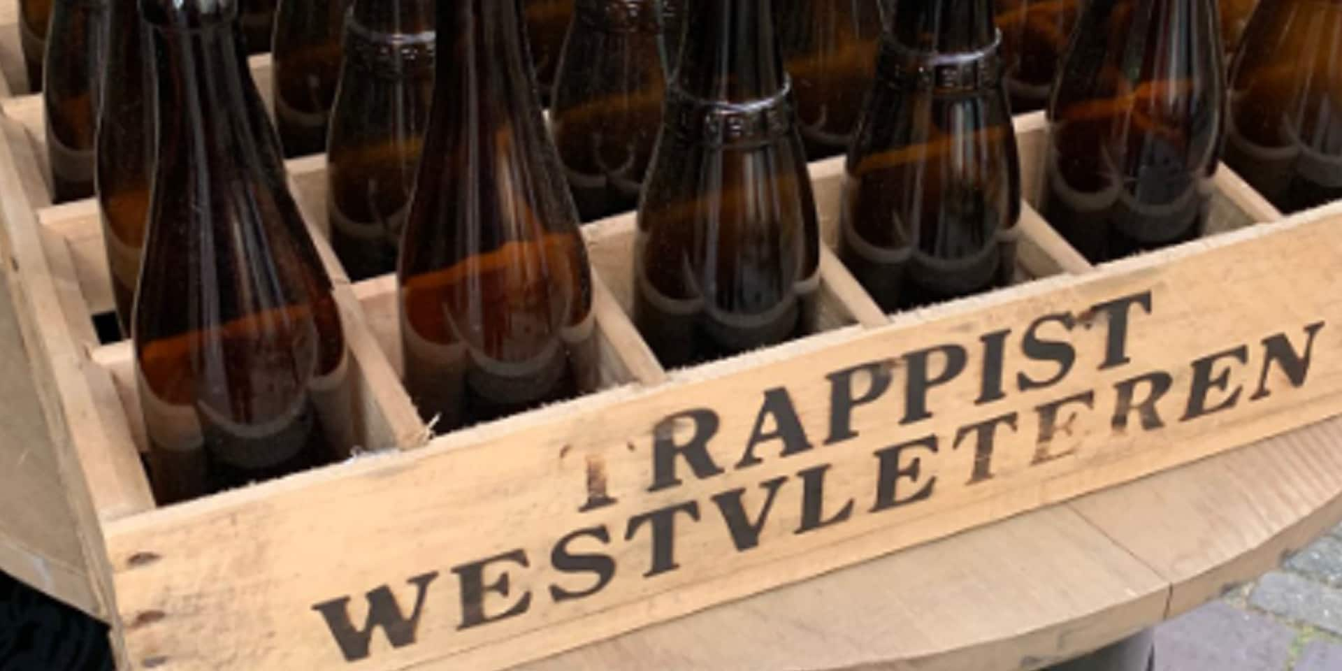 Bonne nouvelle pour les amateurs de bières: la Westvleteren bientôt disponible à la vente sur le web
