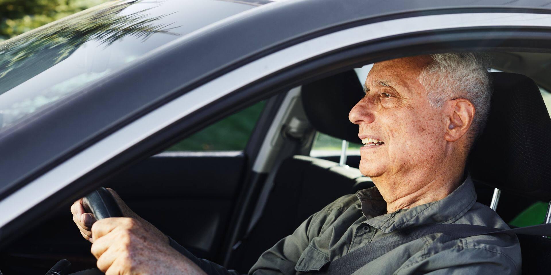 Plus de huit seniors sur dix peuvent encore participer au trafic en toute sécurité