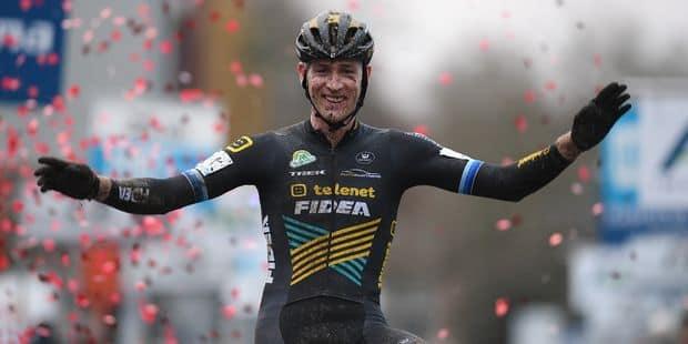 Cyclo-cross: Toon Aerts s'impose à Overijse - La DH