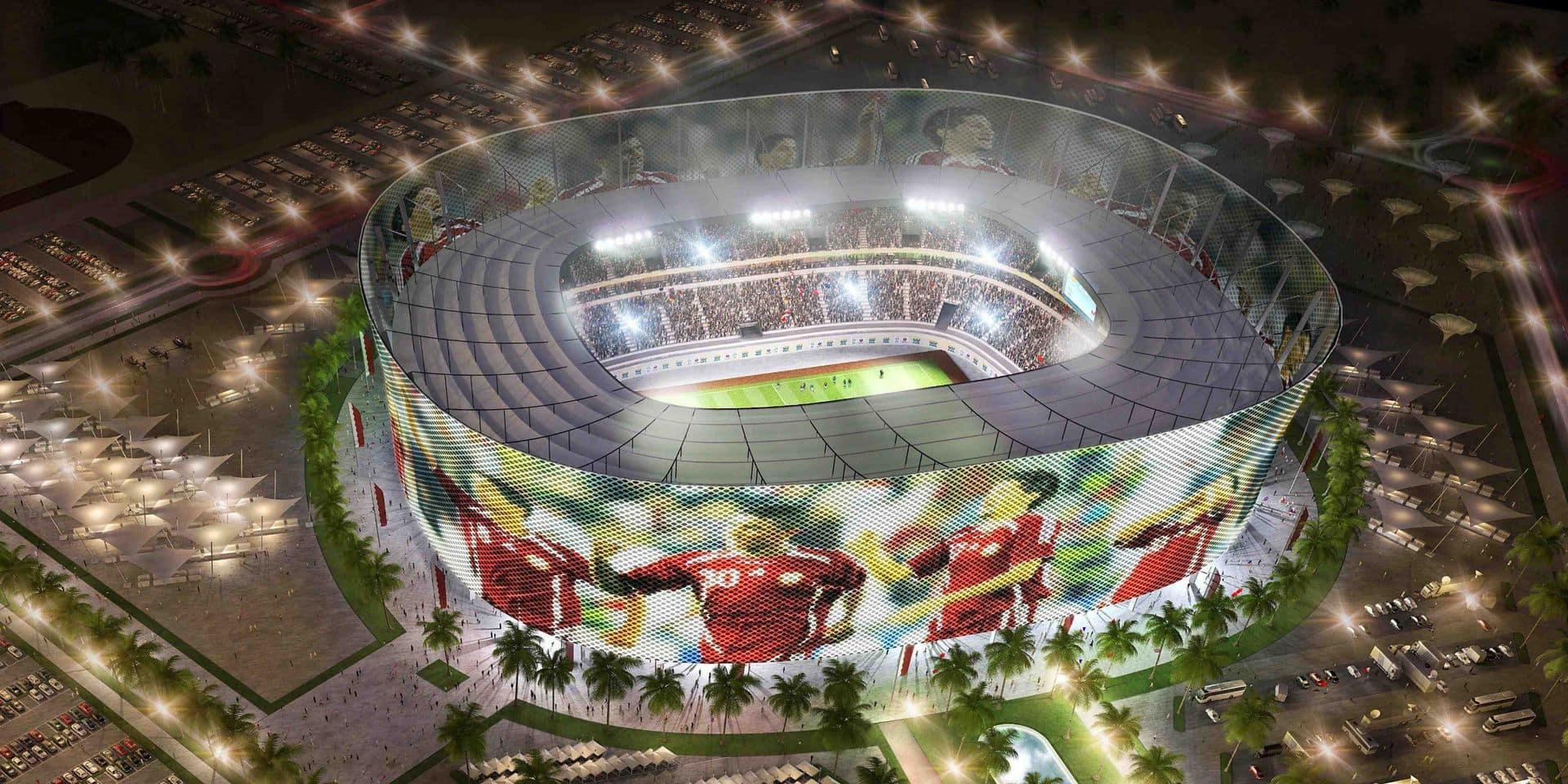 A l'approche de la Coupe du monde 2022, le Qatar change sa politique sur les travailleurs migrants