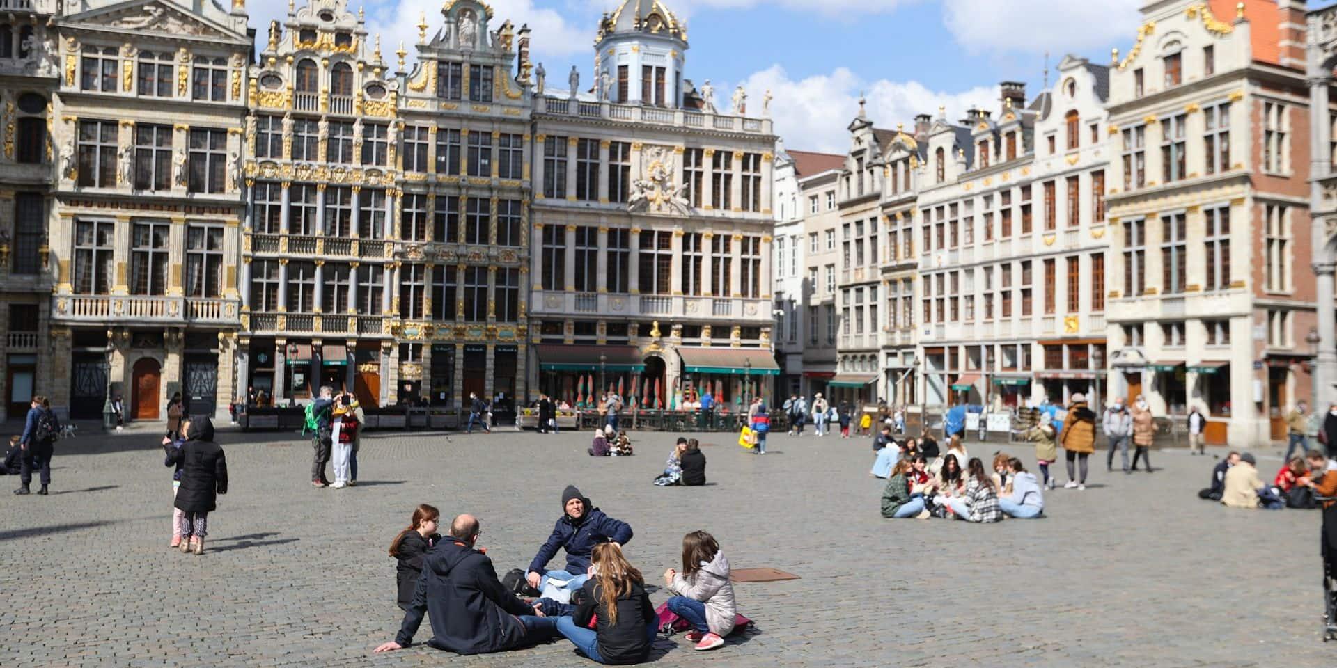 """La Grand-place de Bruxelles s'animera durant quatre week-ends pour """"Enjoy the City"""""""