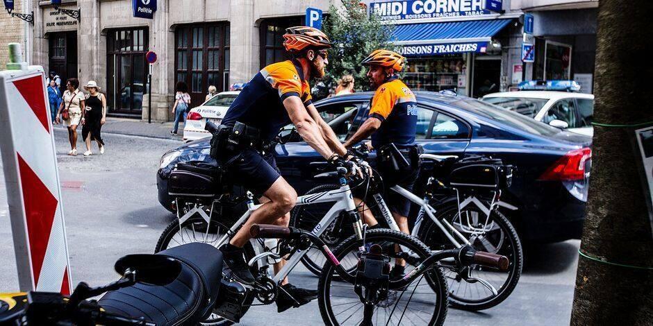 Les policiers de proximité de la zone Midi circulent désormais en vélos électriques