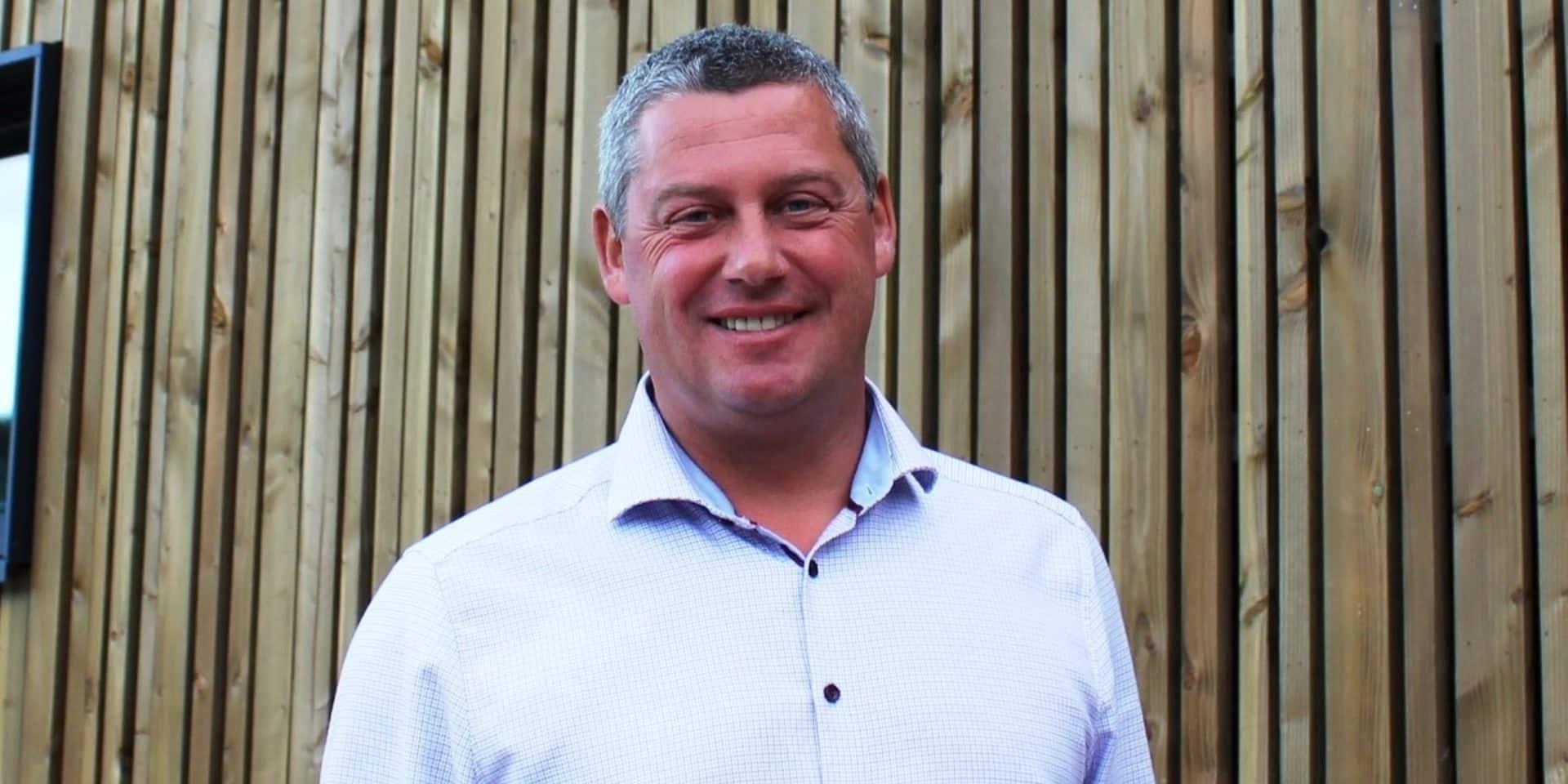 Neufchâteau : Dimitri Fourny se lance dans l'Horeca !