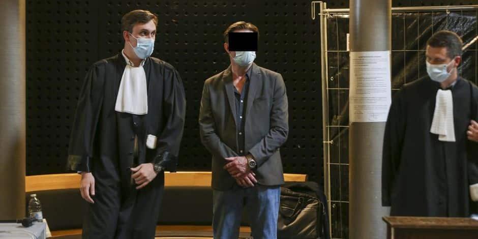 Assises Hainaut: David Vens avait proféré des menaces de mort à l'encontre de sa compagne