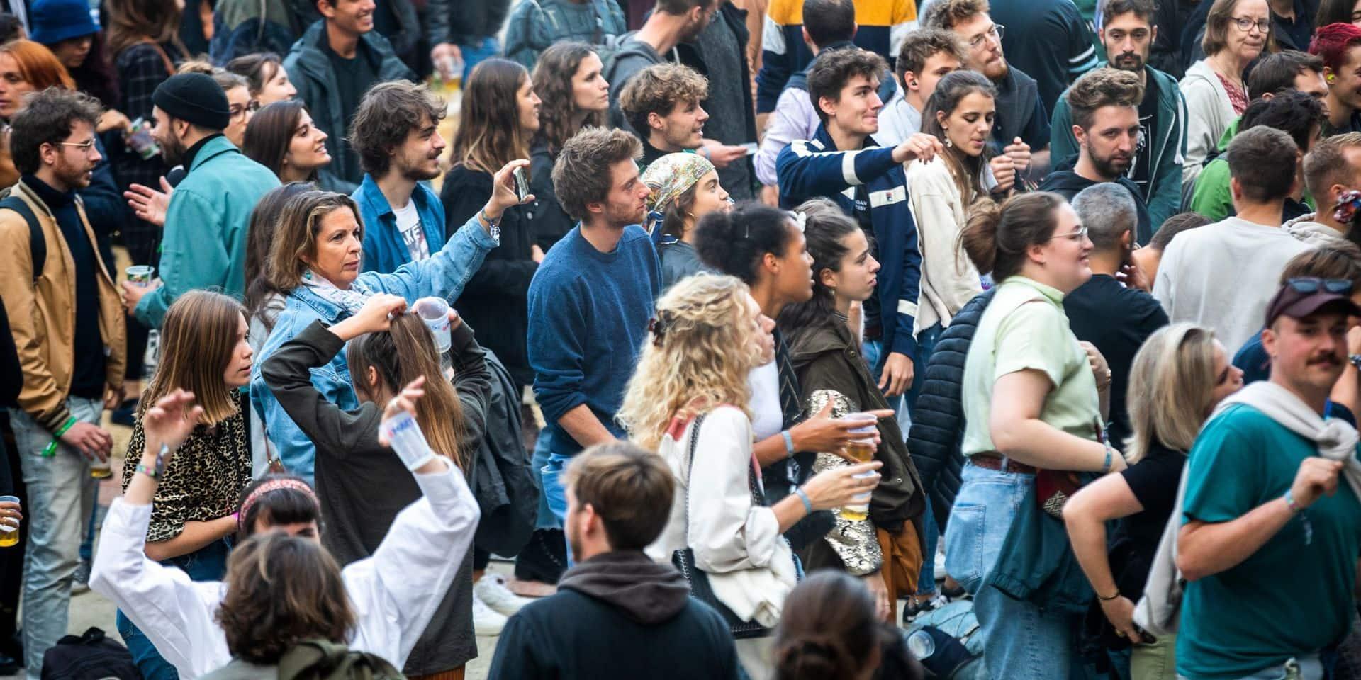 Covid Safe Ticket pour les événements de plus de 50 personnes en Communauté germanophone