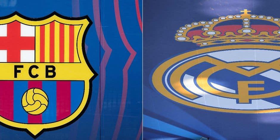 Super Ligue: enquête disciplinaire contre le Real, le Barça et la Juve