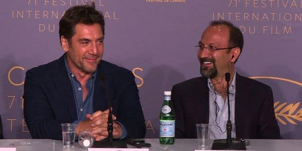 Cannes  Javier Bardem recadre un journaliste pour une question sexiste  (VIDEO) - La DH 6eba52327aa