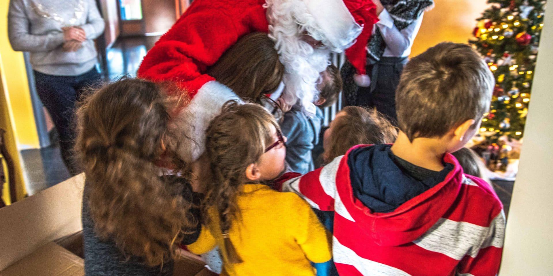 80 enfants gâtés grâce à un concessionnaire auto