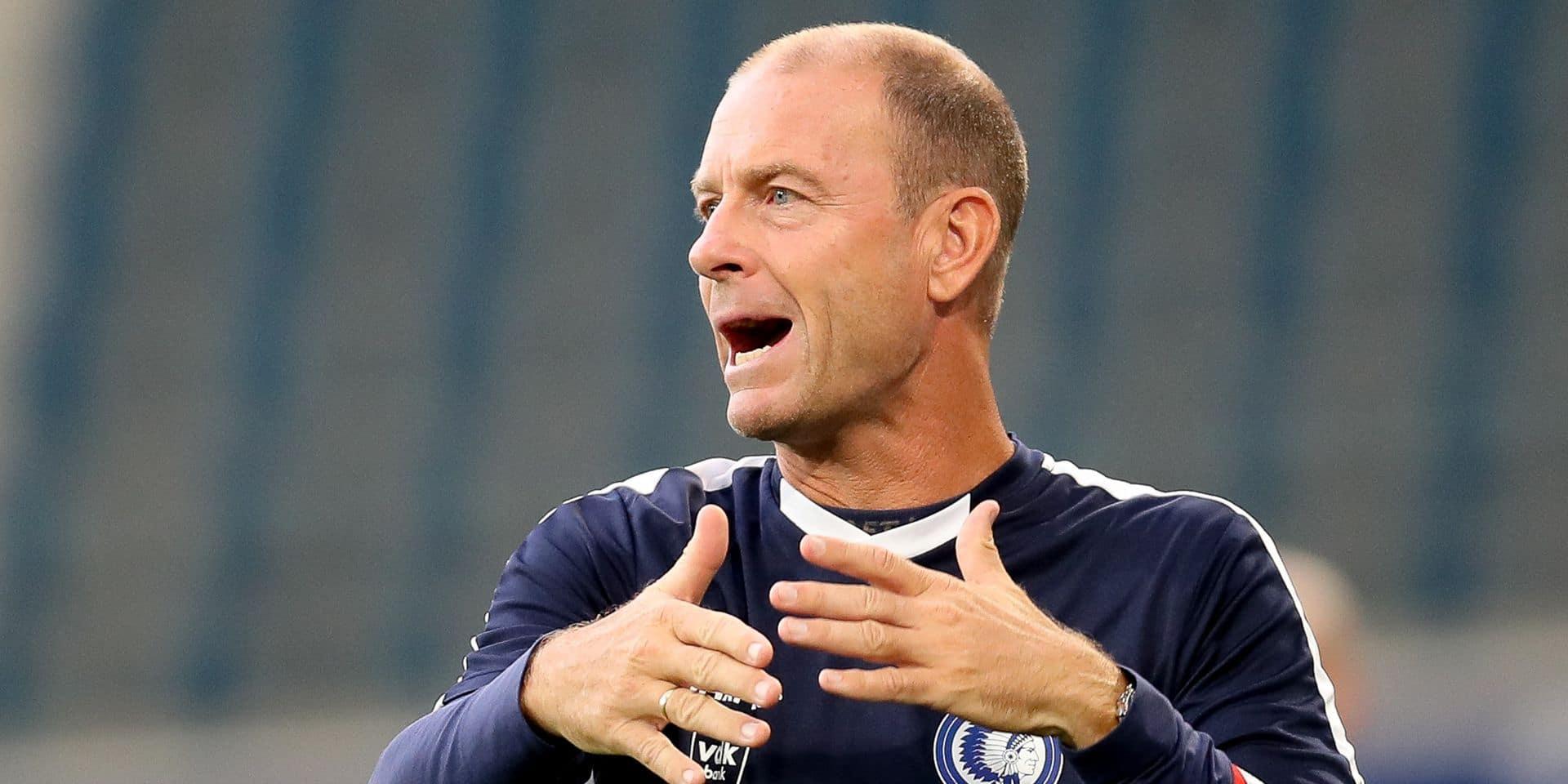 L'ancien coach gantois Jess Thorup est le nouvel entraîneur de Genk