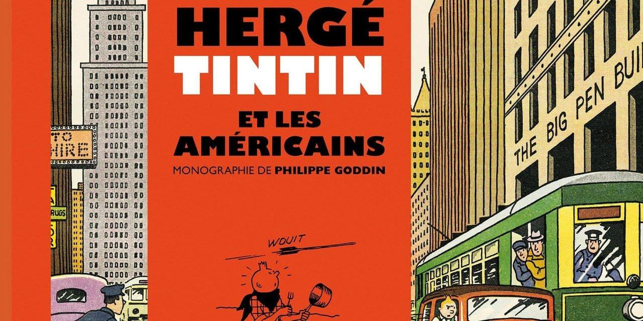 """""""Hergé, Tintin et les Américains"""" décortique le troisième album des aventures de Tintin"""