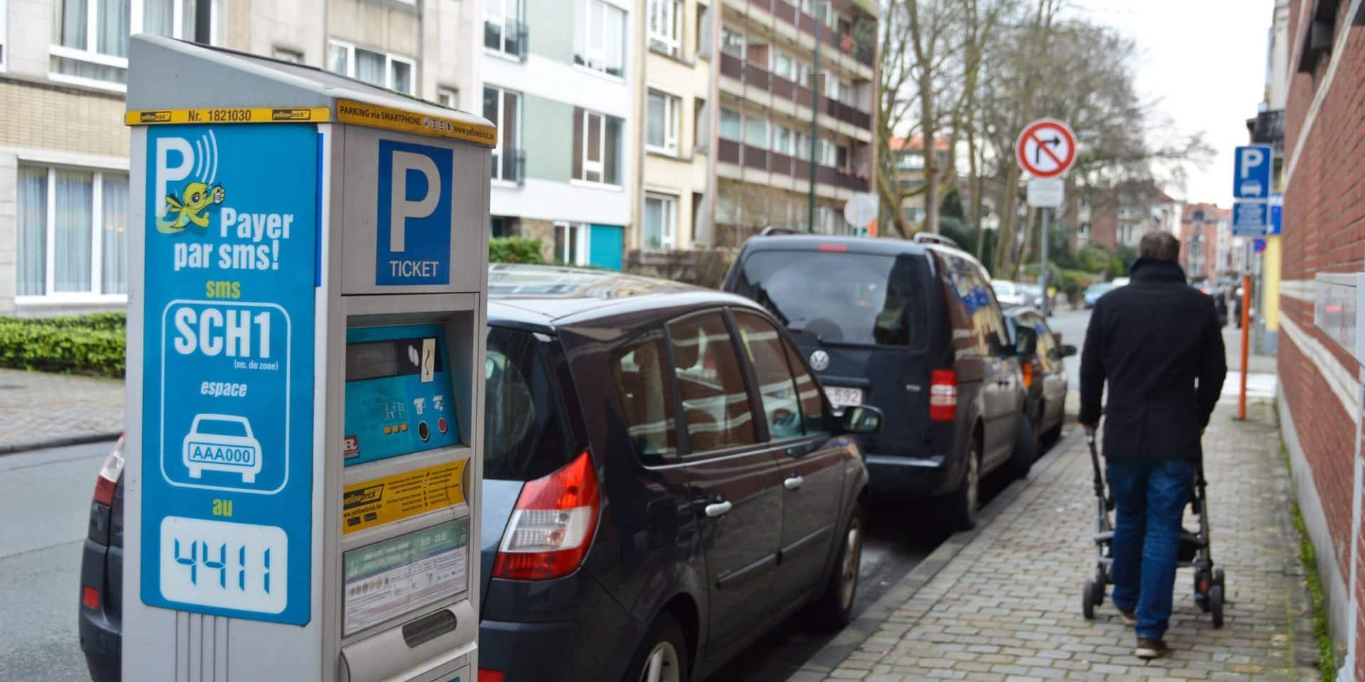 Stationnement payant : les zones de tolérance élargies entre Saint-Josse, Schaerbeek et Bruxelles-Ville