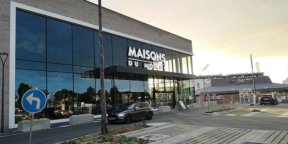 "Le plus grand ""Maisons du Monde"" à Waterloo"