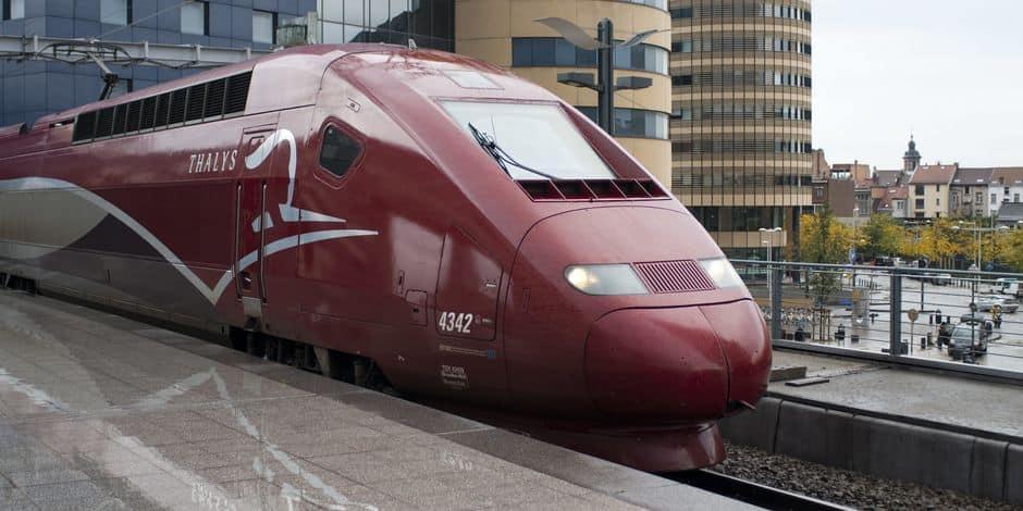 Thalys va desservir Disney, Roissy et Bordeaux