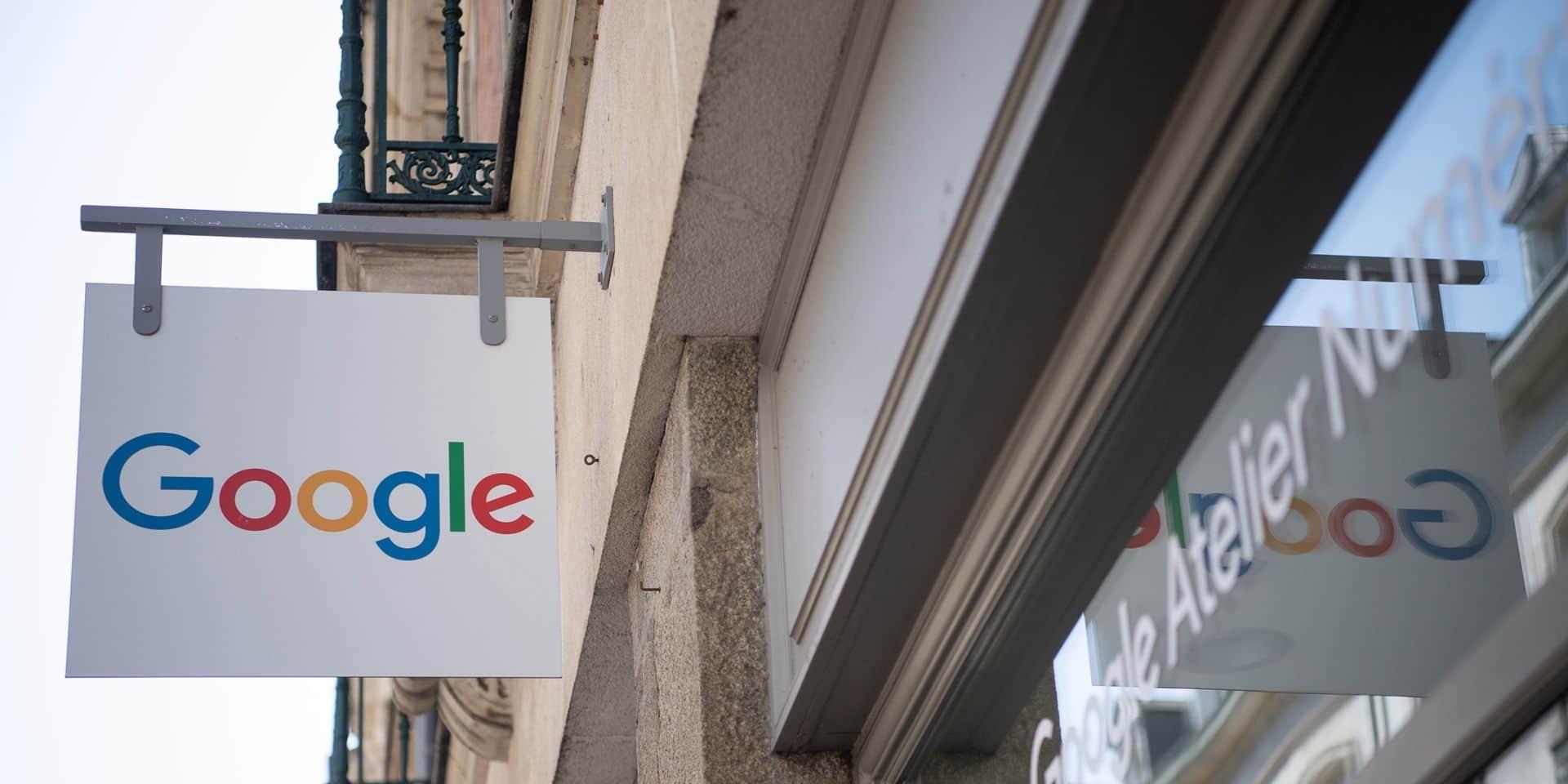 Google accepte de payer 500 millions d'euros clore des poursuites en France