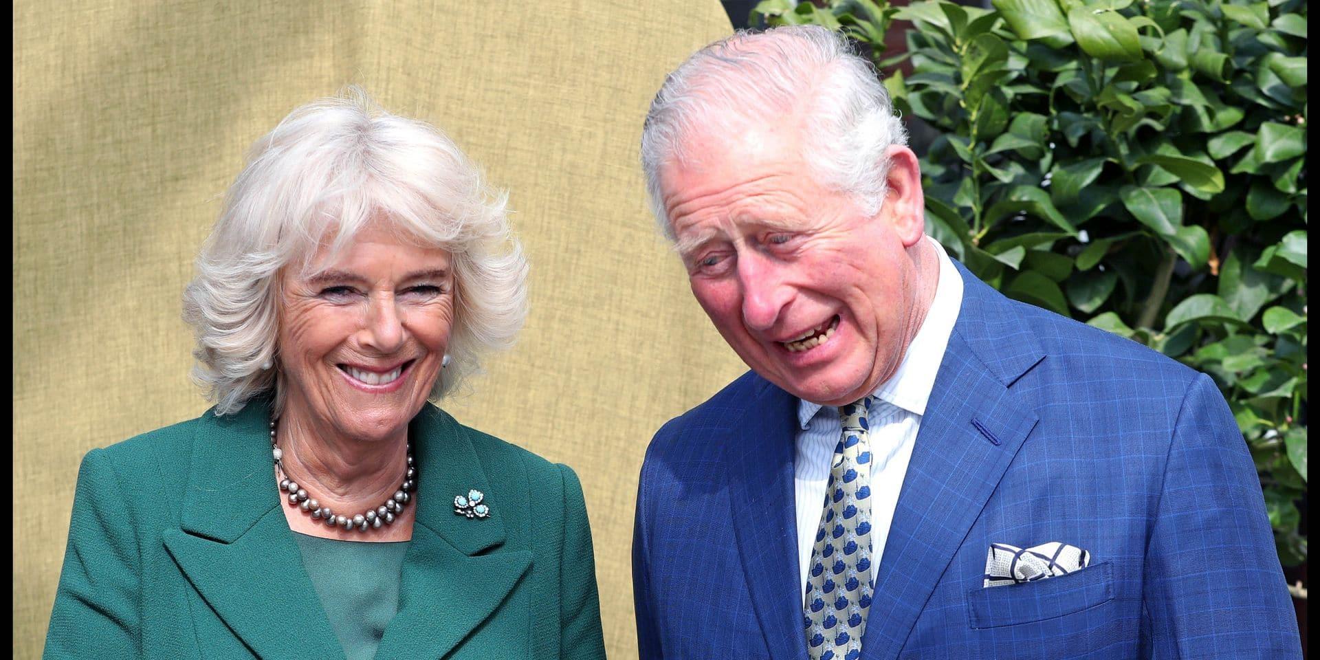 La drôle de réaction de l'épouse du prince Charles quand on lui demande si Meghan et Harry vont lui manquer