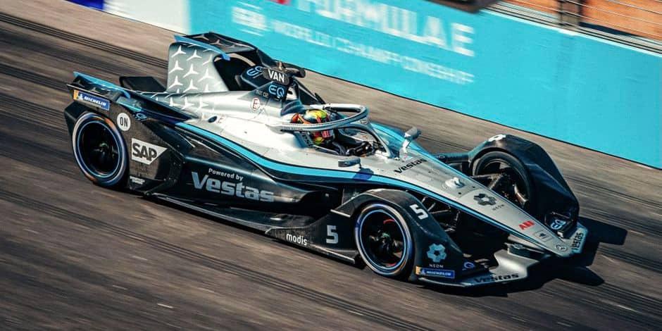 Formula E: Mercedes et Venturi exclus des qualifications après un gros crash de Mortara !