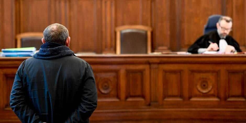 En décembre dernier, Arnaud a comparu devant la justice : bis repetita sept mois plus tard, pour des coups sur sa compagne