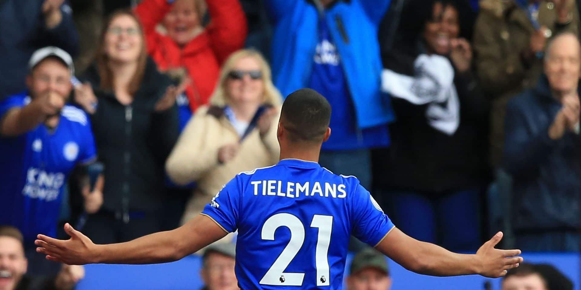 Tielemans bientôt aux côtés de De Bruyne à Manchester City?