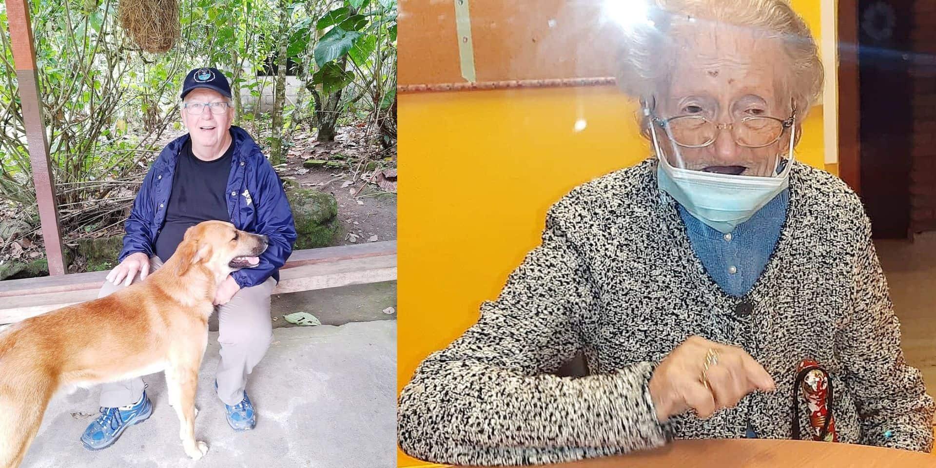 """L'isolement causé par le covid a des conséquences sur les pensionnaires: """"Maman est en maison de repos. Elle a vieilli de 3 ans en 2 mois"""""""