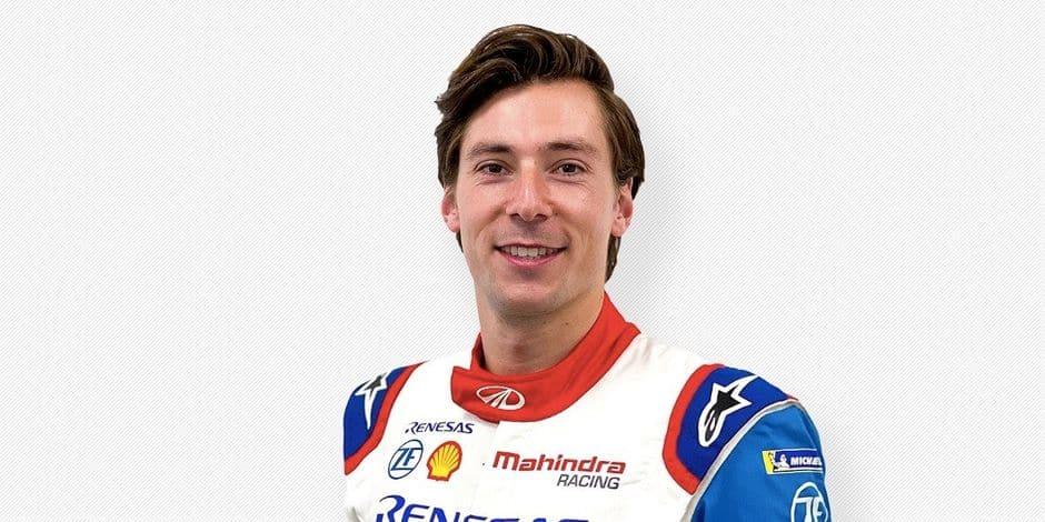 Formula E: Alex Lynn remplace Pascal Wehrlein chez Mahindra