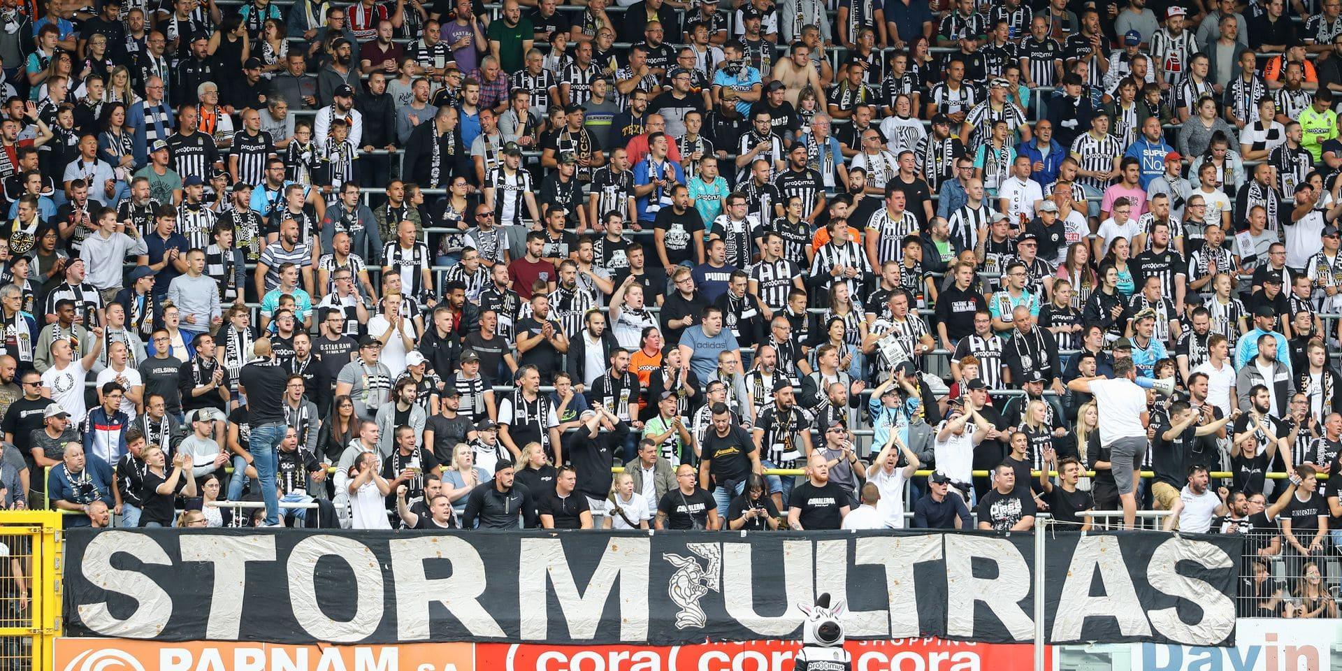 Les Ultras du Sporting Charleroi s'expliquent sur leur retour au stade face au Beerschot
