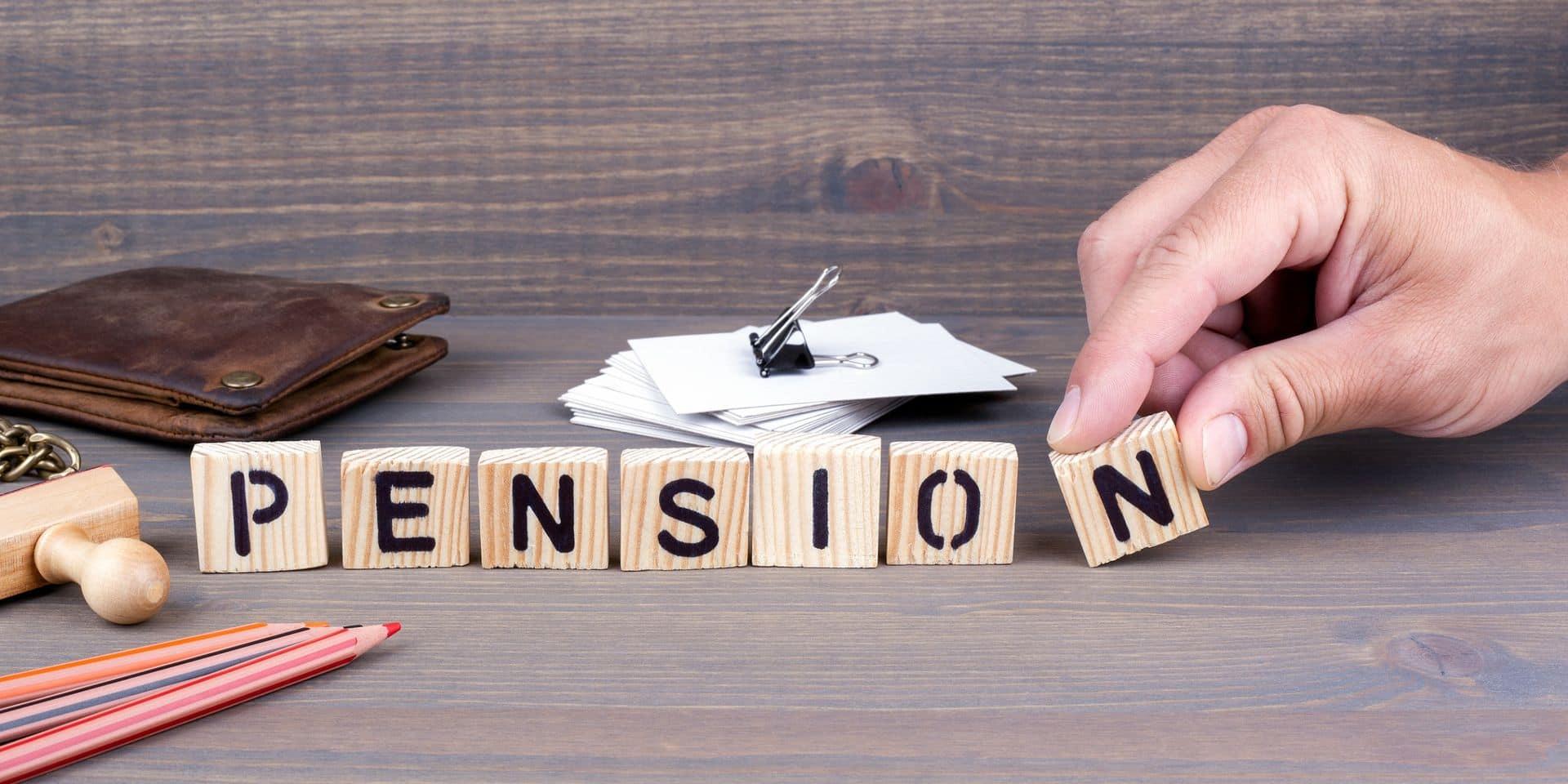 Les Belges craignent pour la pension, mais veulent partir à 61 ans