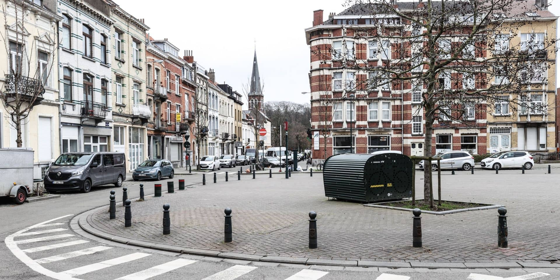 Laeken: Le rond-point de la rue Reper-Vreven va devenir une place avec un nouveau nom