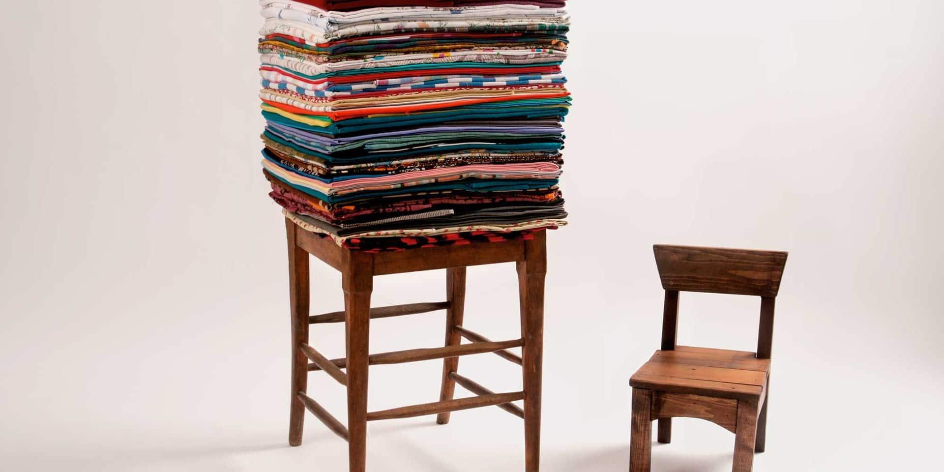 La création textile belge sous toutes ses coutures dans une expo à Mons