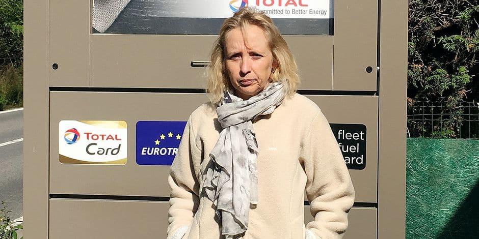 Frédérique, épouse du gérant de la station braquée à Comblain: ?mon mari ne voulait pas le tuer!? - La DH