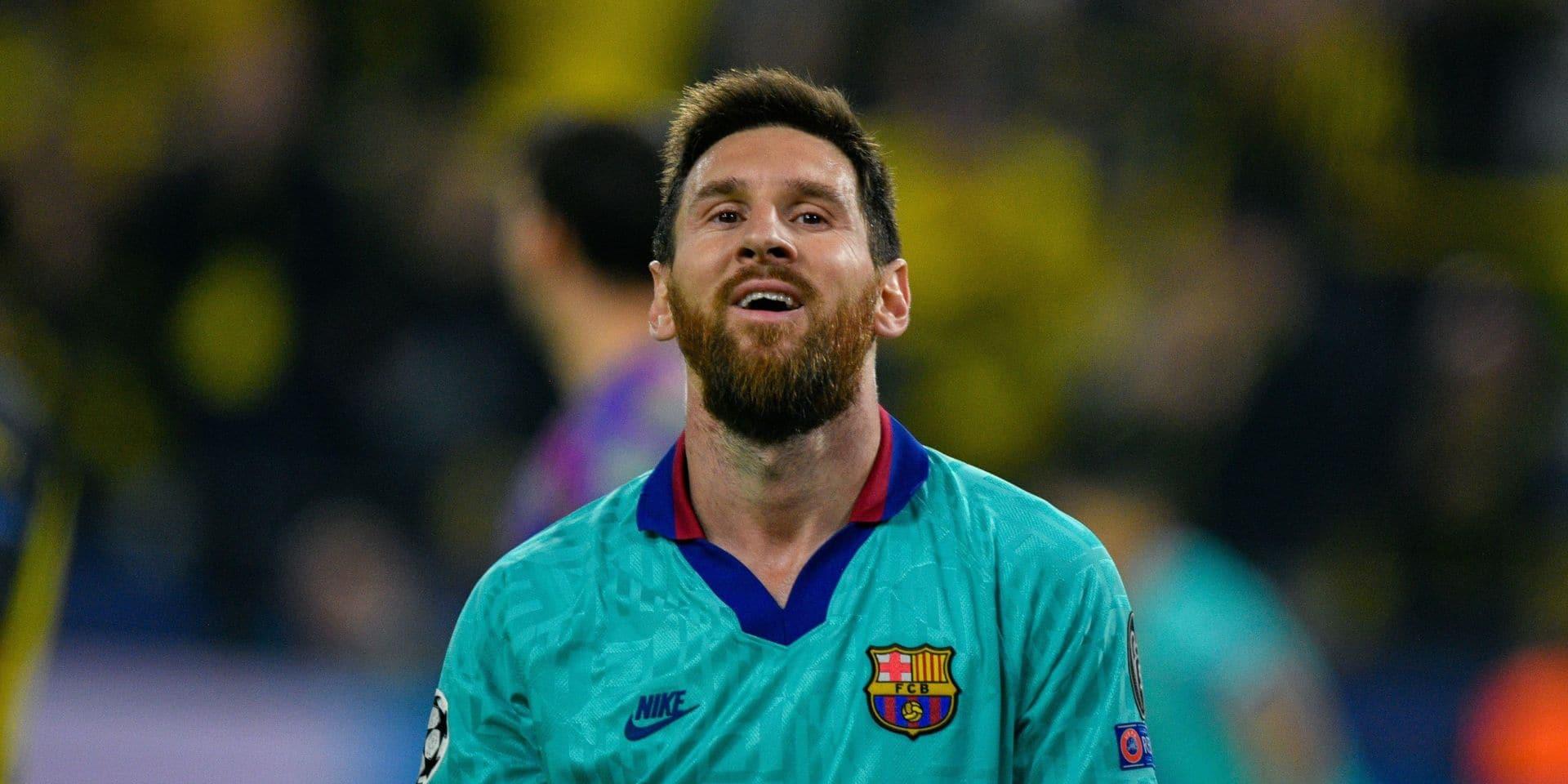Le nouveau challenge que s'est lancé Lionel Messi
