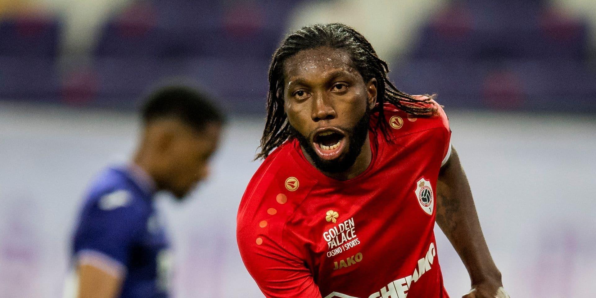 """Mbokani revient sur son exploit à Anderlecht et évoque sa fin de carrière: """"Moi, je cours intelligemment"""""""