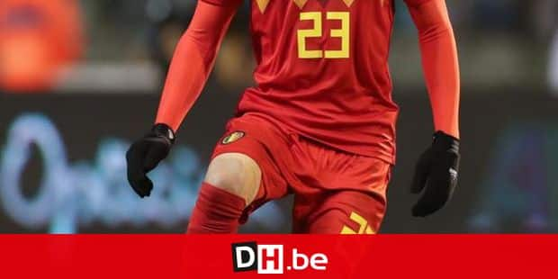 Belgium's Laurent Ciman pictured in action during a friendly soccer game between Belgian national team Red Devils and Mexico, Saturday 11 November 2017, in Brussels. BELGA PHOTO VIRGINIE LEFOUR