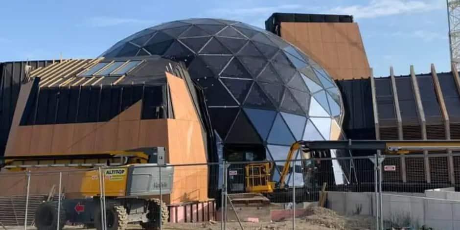 Namur : le pavillon numérique de Wallonie ouvrira au public le 5 novembre