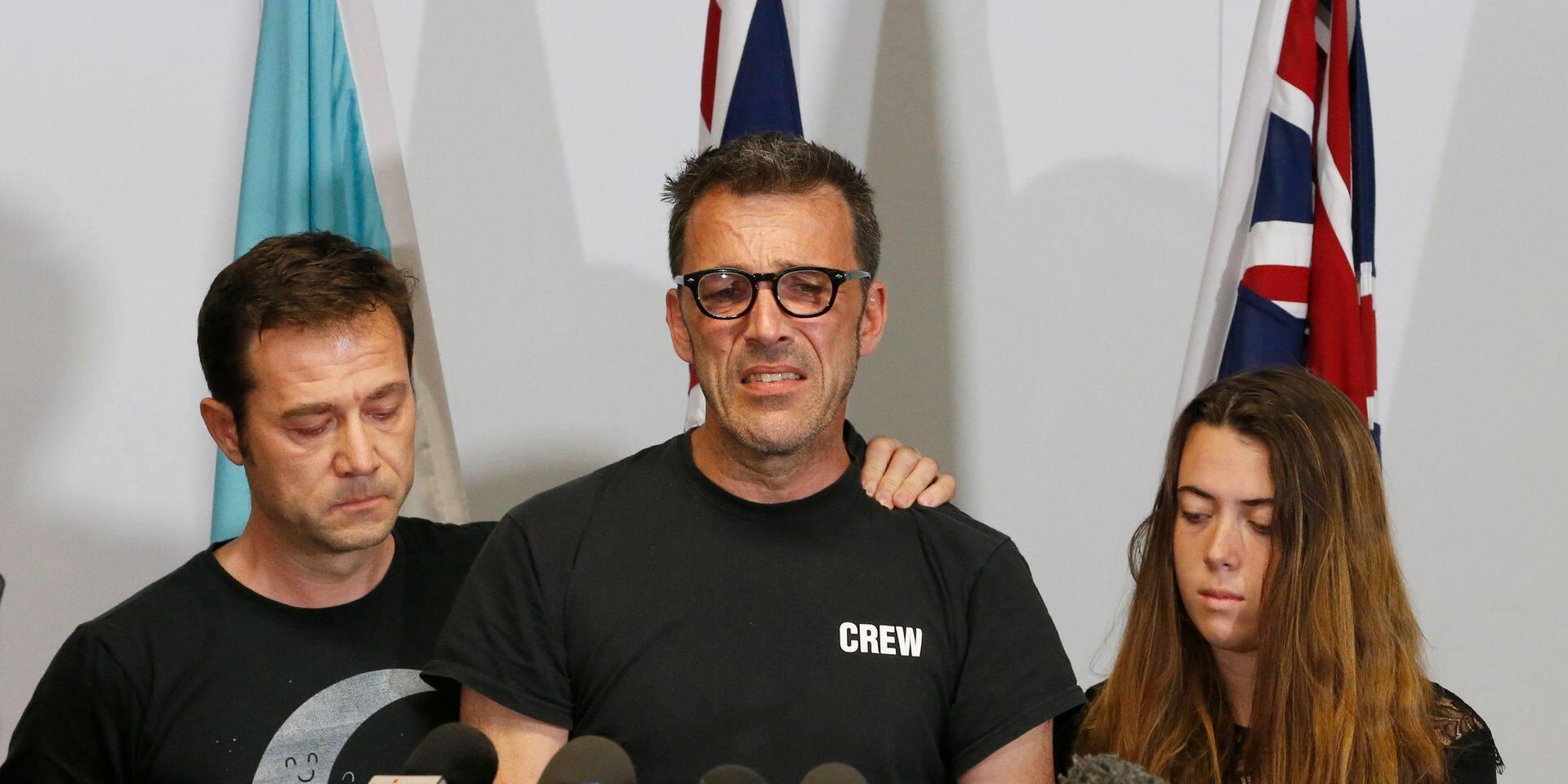 Disparition de Theo Hayez: les recherches de la police australienne se poursuivent autour du phare de Byron Bay