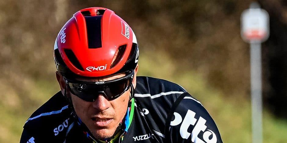 """L'immense défi de Philippe Gilbert à Sanremo: """"Avec lui, on ne sait jamais !"""""""