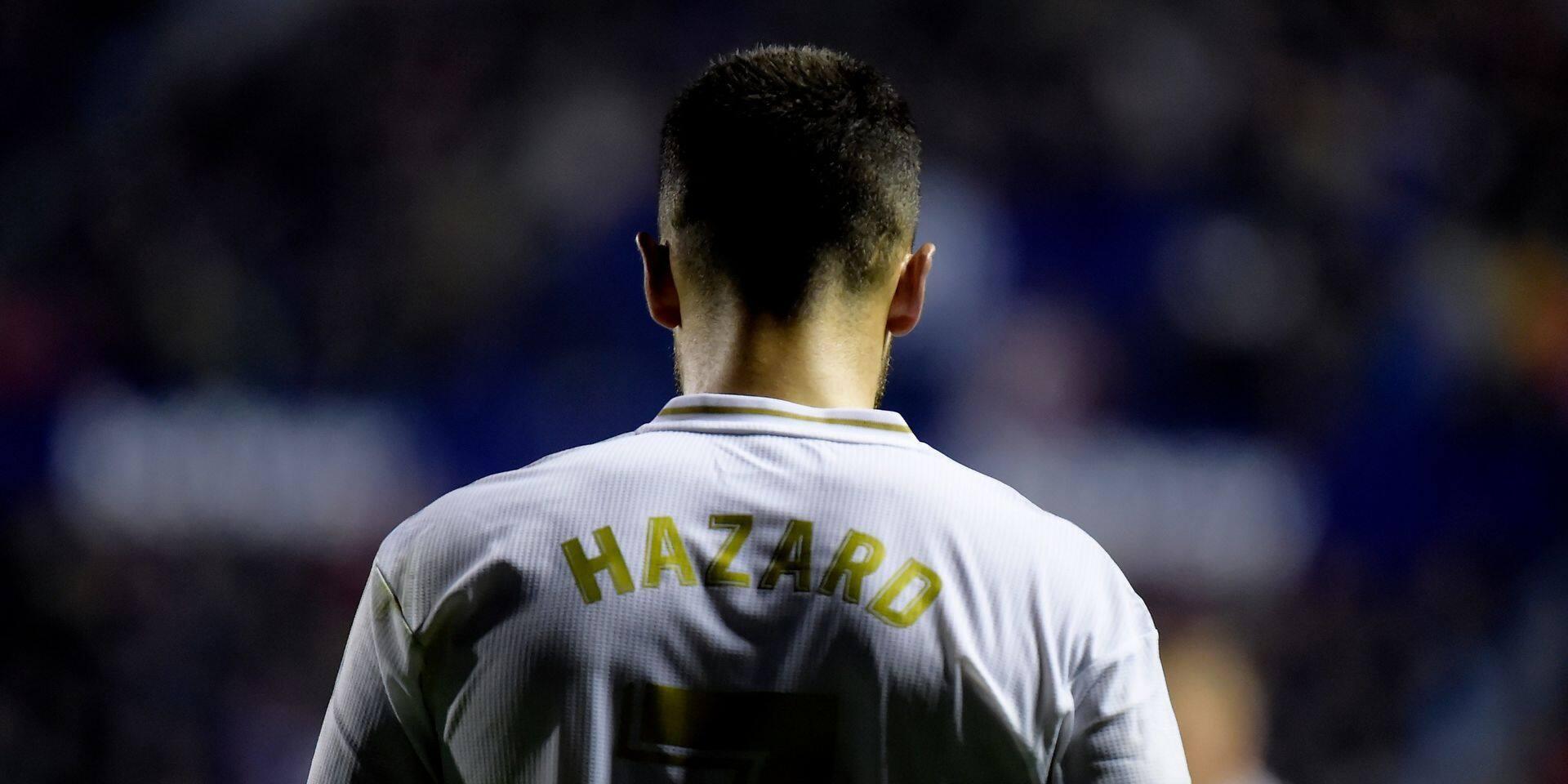 Eden Hazard opéré de la cheville ce jeudi à Dallas, son euro est en danger!
